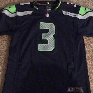 Seahawks jersey #3